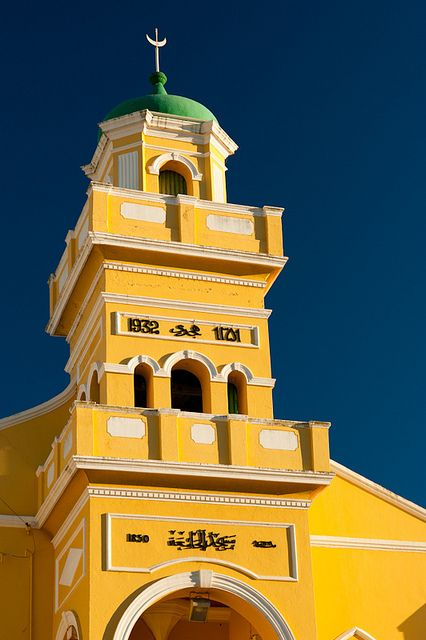 Chiappini street mosque – Bo-kaap, South Africa