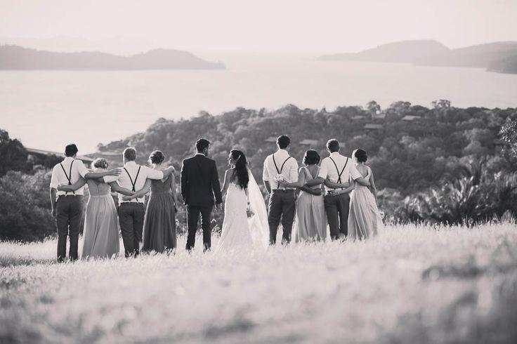 Kyle & Emily Wohlan - Hamilton Island Weddings