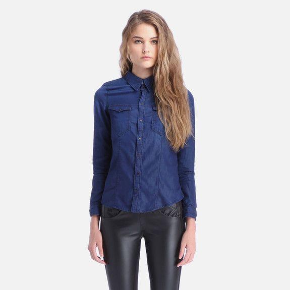 G-Star RAW - Tacoma Straight Shirt - R1.299