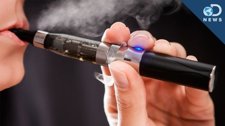 E-cigs are taking the world by storm, but not much is known about the negative side effects of vaping. It's commonly thought that electronic cigarettes are safe, but is this true? Laci breaks down what we know so far about this new product, and why you should think twice before smoking one.