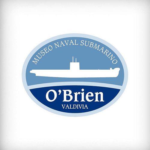 diseño logotipo Museo Submarino O'brien