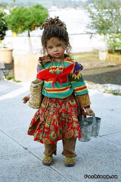 Dolls by Angela Sutter