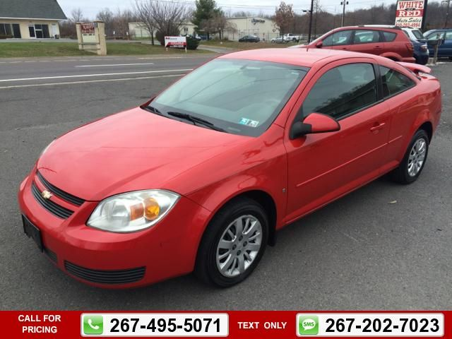 2007 Chevrolet Chevy Cobalt LT 2dr Coupe w/ Head Curtain Airbags $4,495 111457 miles 267-495-5071  #Chevrolet #Cobalt #used #cars #WhiteandRedAutoSales #Coopersburg #PA #tapcars