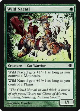 one green mana cost cat mtg cards - Google Search