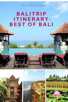 Bali Itinerary - Best of Bali @ Indonesia
