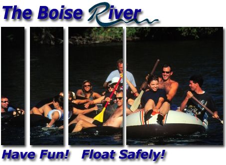 boise river float