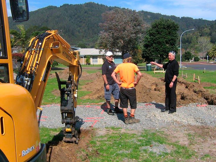 Pauanui amenity building underway - The Mercury Bay Informer - News, advertising, events