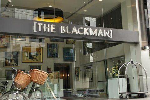 The Blackman Hotel, Melbourne, Victoria