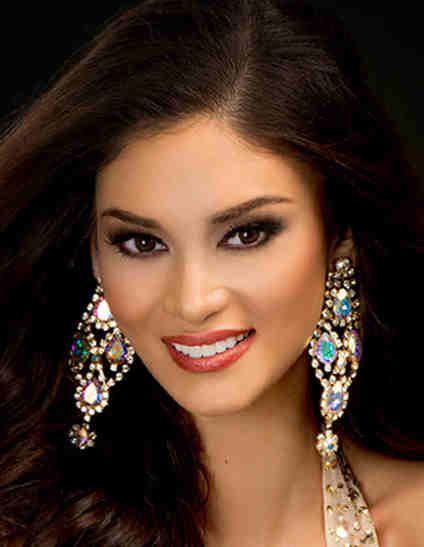 The 2015 Miss Universe official portraits have been posted on the Miss Universe website, including those of Miss Universe-Philippines Pia Wurtzbach