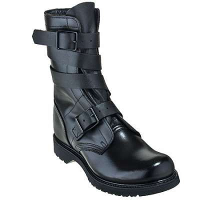 Corcoran Boots: Men's 10 Inch Black Tanker Boot 5407    My preferred motorcycle boot.