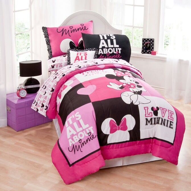 25 Unique Minnie Mouse Bedding Ideas On Pinterest Minnie Mouse Baby Room Mickey Mouse Bed
