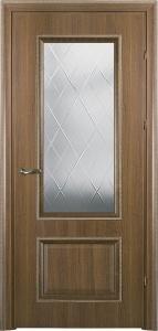 Краснодеревщик модель 2024 Темный орех ― Двери Екатеринбурга