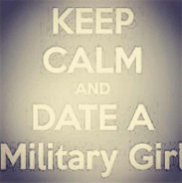 Dating a female soldier