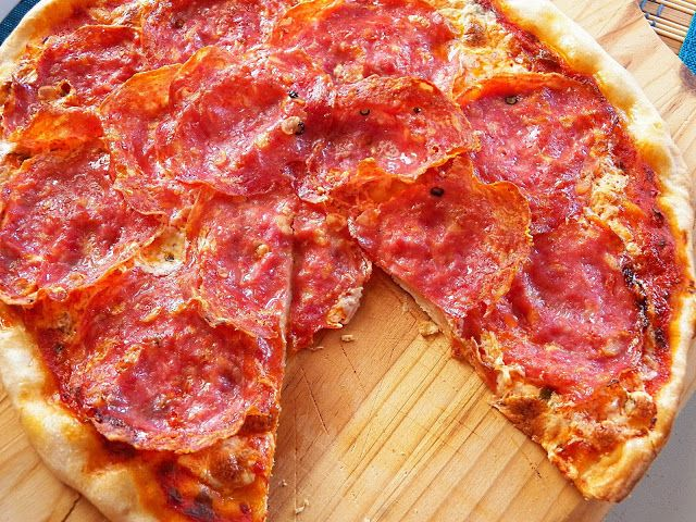 Comfy Cuisine: Pizza Soppressata and 7th Annual Cavit Gourmet Pizza Classic!!