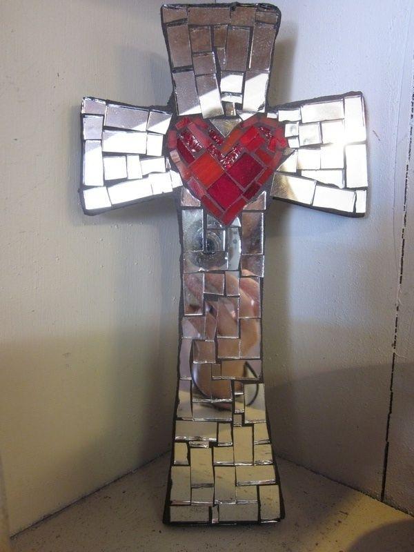 Mirrored Cross ♡