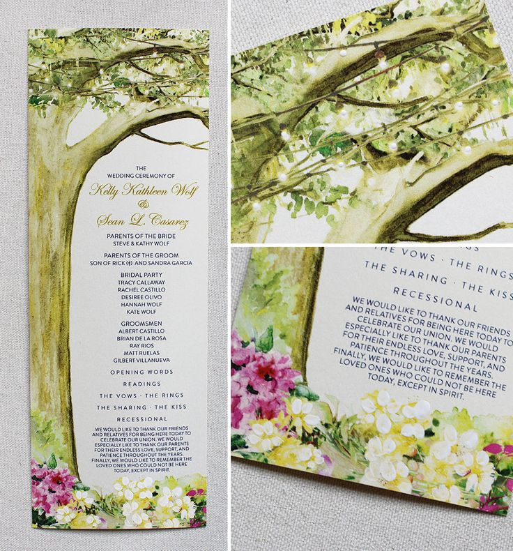 watercolor-wedding-program