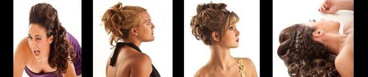 Easy Updos for Curly Hair | Fabulous Hairstyle | Broomfield Hair Salon