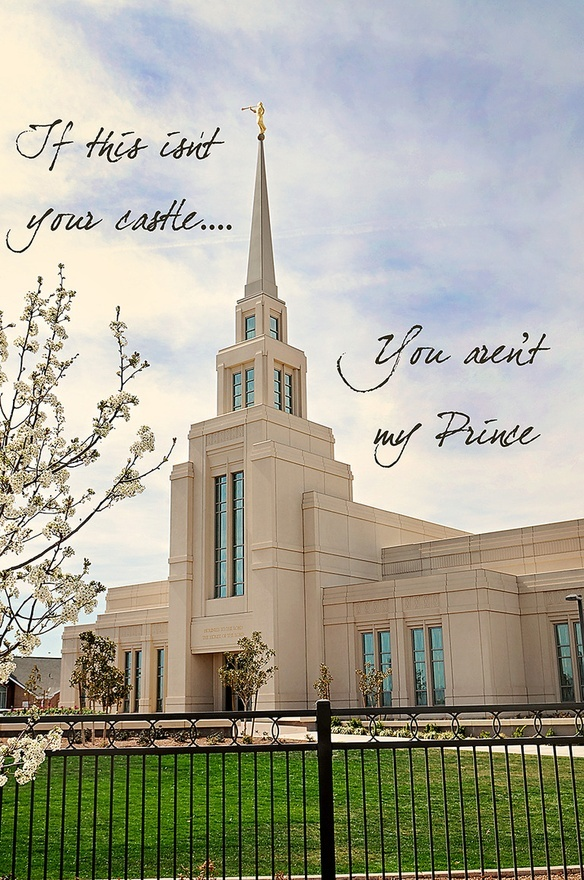 Lds Quotes Temple: Lds Temple Quotes And Sayings. QuotesGram