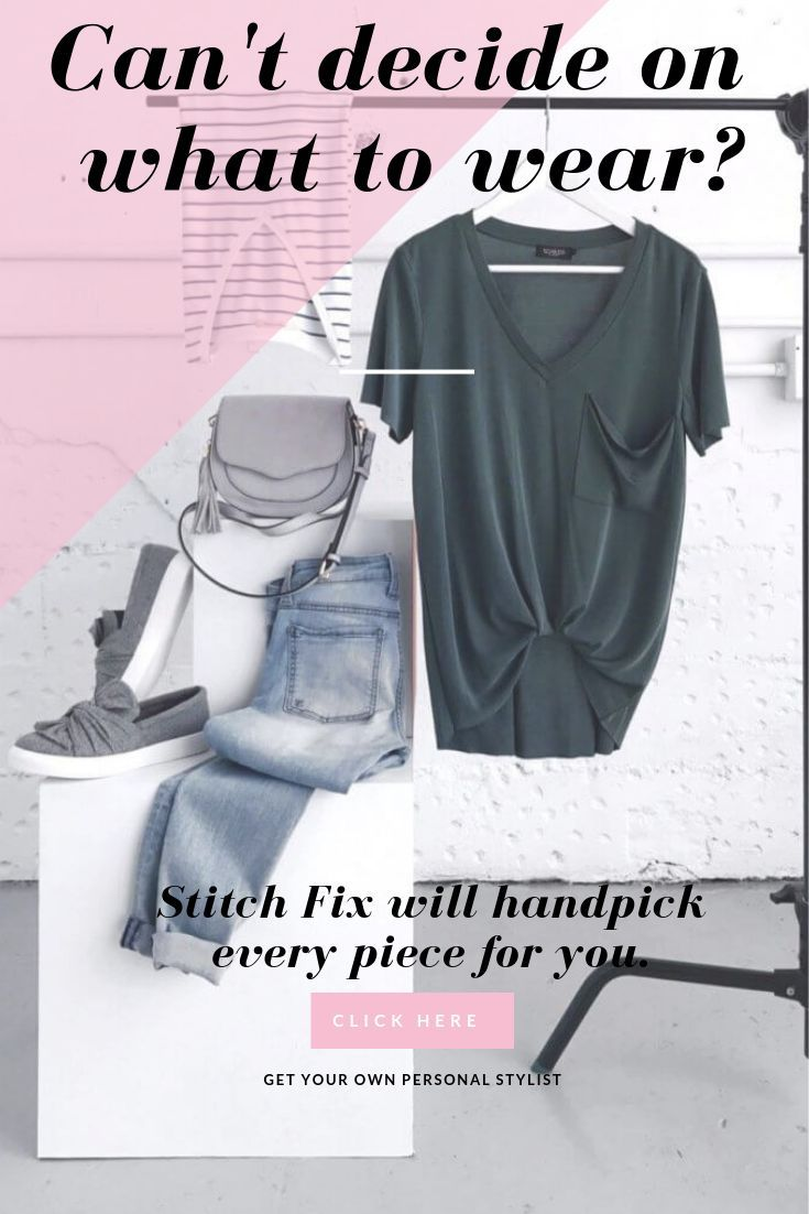 847a70b7f99 Stitch Fix will pair you up with a personal stylist. Have your stylist pick  out