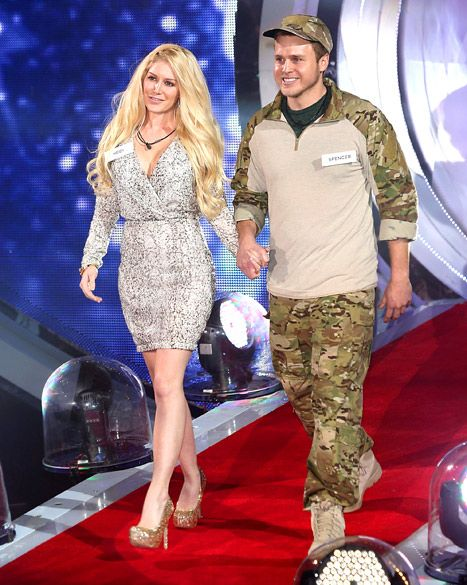 "Chatter Busy: Heidi Montag And Spencer Pratt On U.K.'s ""Celebrity Big Brother"""