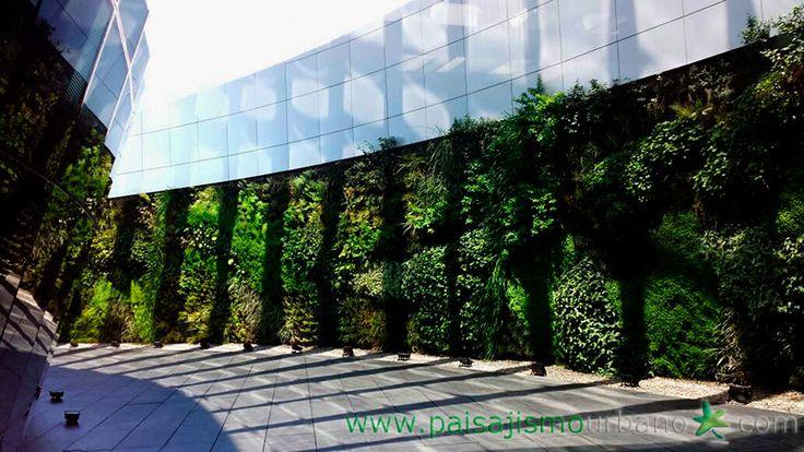 Mejores 36 im genes de jardines verticales uruguay for Jardines verticales construccion