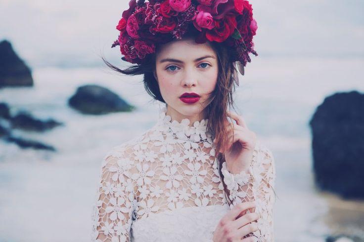 The LANE's Velvet Heart Editorial / Wedding Style Inspiration / LANE (instagram: the_lane)