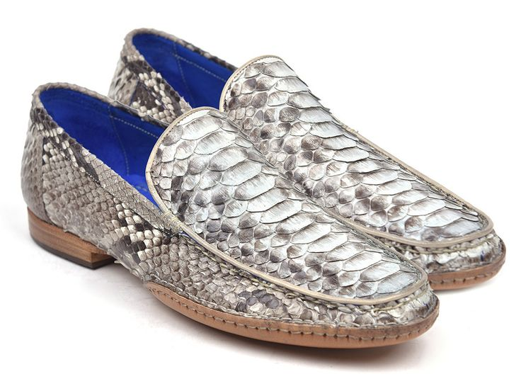 Mens Loafers Moccasins Python - PRO Quality