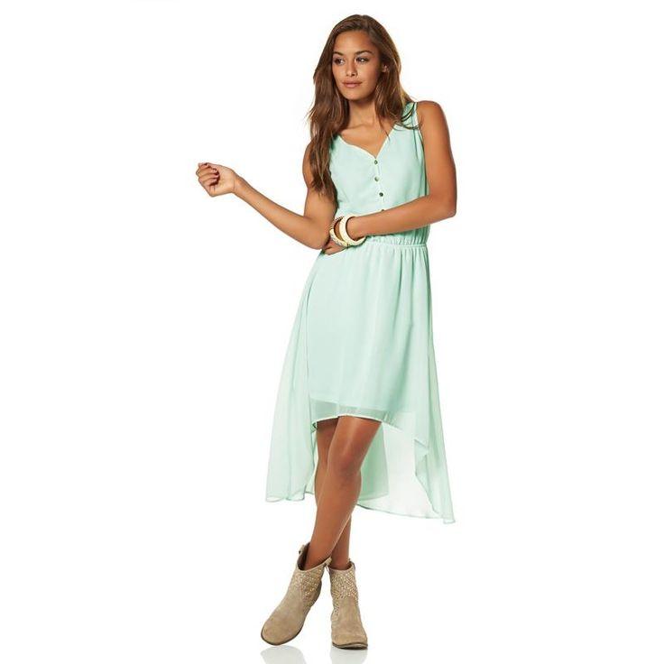 Asymmetrische jurk AJC