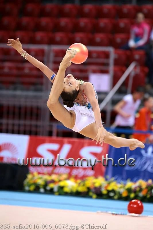Ioanna Nikolova (Bulgaria), World Cup (Sofia) 2016