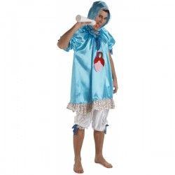 Disfraz  De Bebe adulto fiesta de disfraces de Carnaval o para Despedidas de Solteros