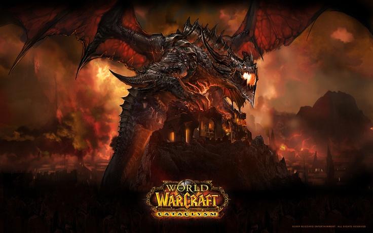 World Of Warcraft cataclismo