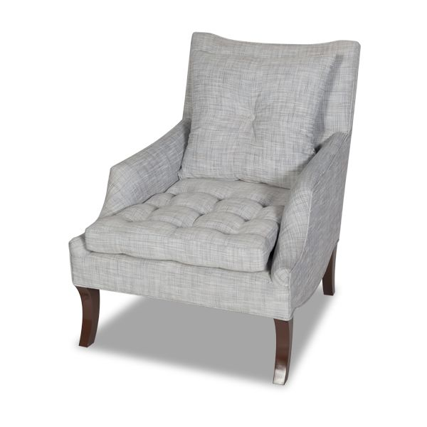 Captivating The Moss Studio Miley Chair Is A Classic And Elegant Piece Made To Fit Any  Room