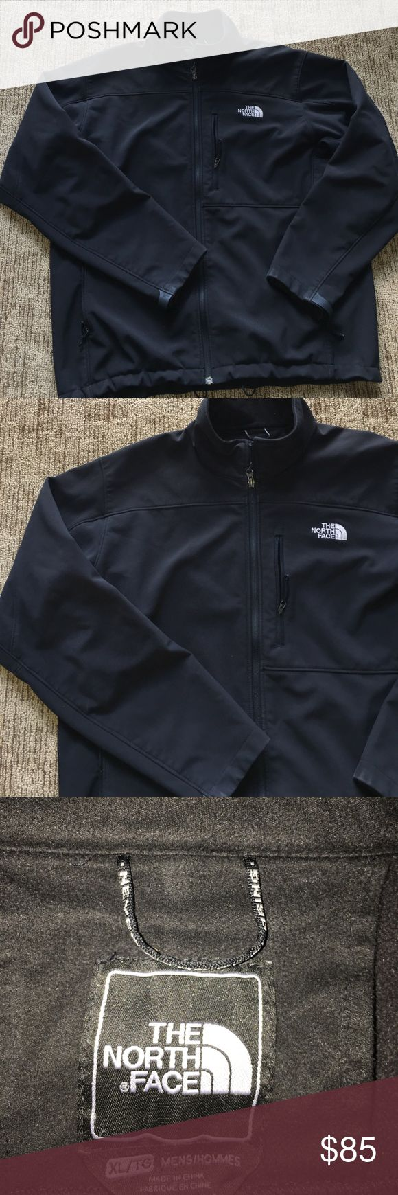 North face men's jacket Wore once North Face Jackets & Coats