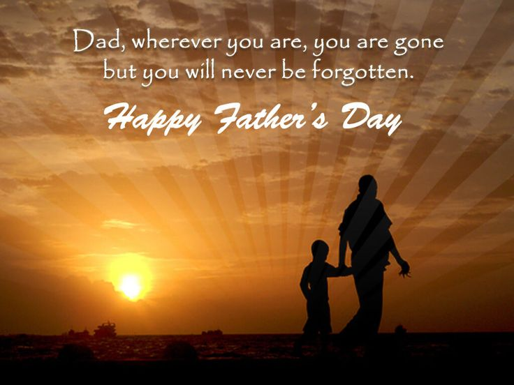 To the best Dad in the World, Happy Father's Day ~Fathers Day Quotes