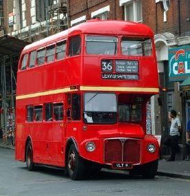 Red Bus Londen