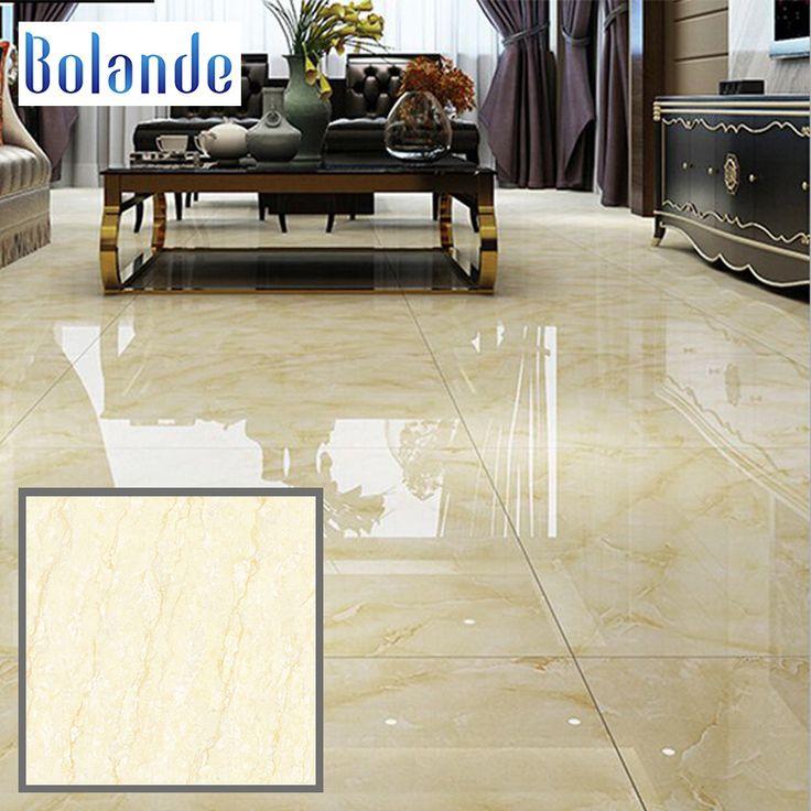 Household Vitrified Polished 60x60 Italian Ceramic Tiles Porcelanato Living Room High Gloss Porcelain Floo In 2020 Living Room Tiles Best Floor Tiles Room Tiles Design