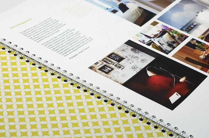 Interior Design Printed Portfolio Examples Images Galleries With A Bite