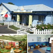 Albany Discovery Inn Middleton Beach  Charming 1920's guest house 100 meters from beautiful Middleton Beach. We have 12 guest bedrooms ranging from singles, doubles, queen & family rooms, all with TV and fridge. Each has been individually decorated and lovingly furnished so that you can feel at home in comfortable surrounds.