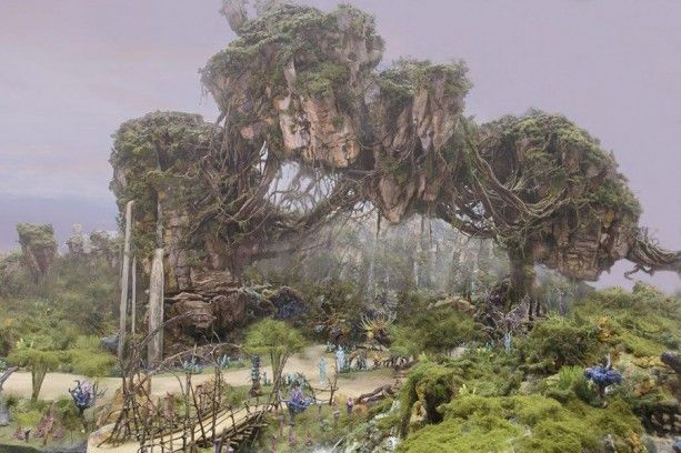 Bringing the World of AVATAR to Life at Disney's Animal Kingdom