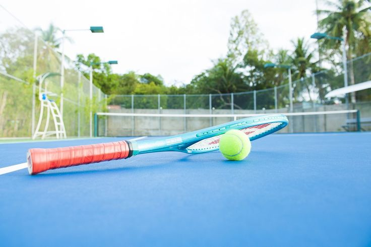 If you show up without your racquet, no worries, we have racquets and balls in our tennis court. #Famianaresort  http://www.famianaresort.com
