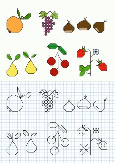 100+ ideas to try about Dibujos cuadriculados : Stitches ...