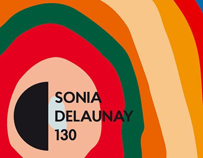 "Check out new work on my @Behance portfolio: ""Sonia Delaunay 130"" http://be.net/gallery/31140485/Sonia-Delaunay-130"