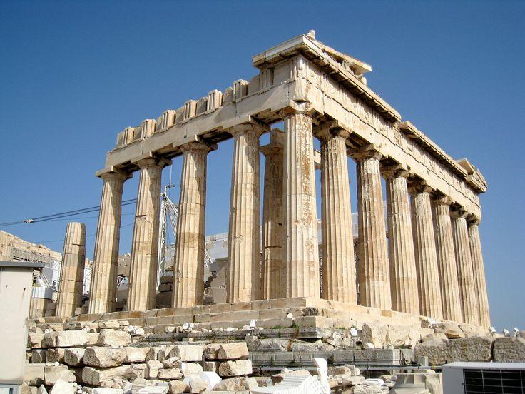 Atenas (Grecia). El Partenón (by santi abella) Athens (Greece) - The Parthenon