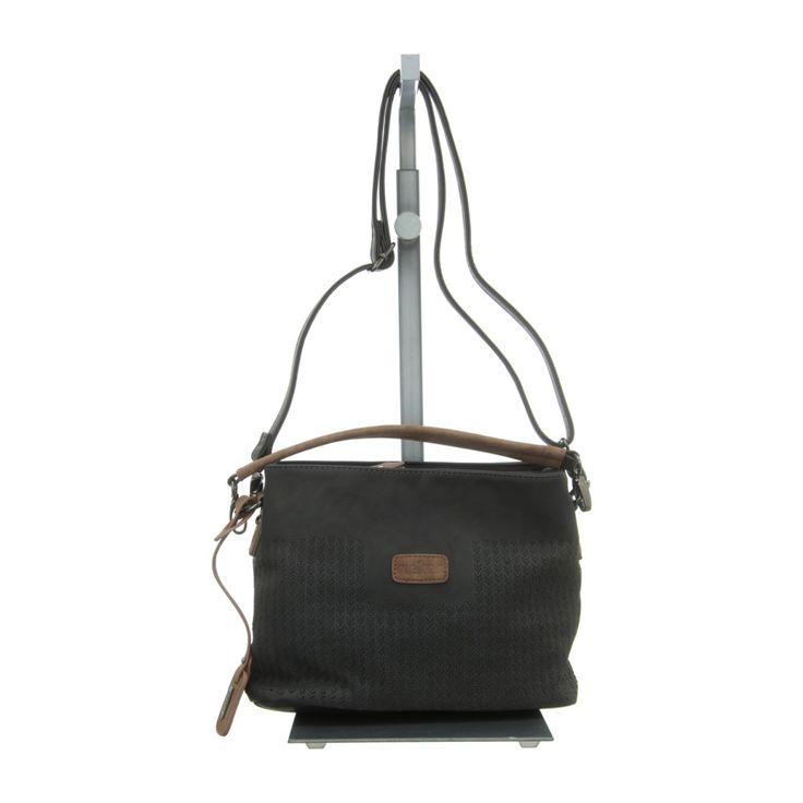 NEU: Rieker Handtaschen H1417-00 - schwarz -