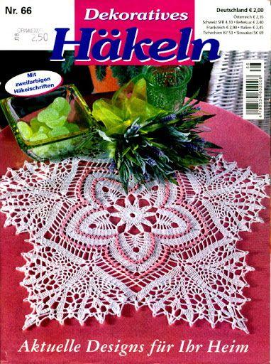 Dekoratives Hakeln 66 - Kristina Dalinkevičienė - Álbuns da web do Picasa