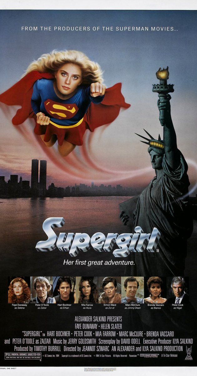 Supergirl (1984)         - IMDb