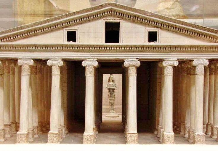 Templo de Ártemis em Éfeso