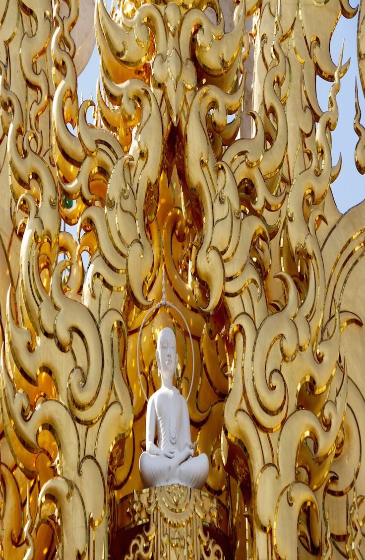 Wat Rong Khun ´White Temple´, Chiang Rai Complete Guide
