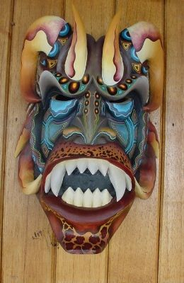 masque Borucas