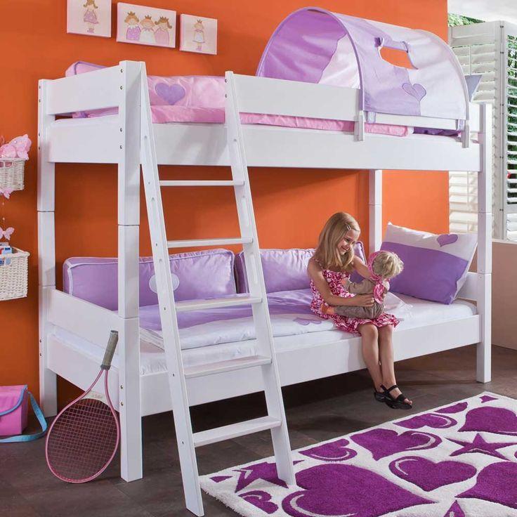 die 25+ besten lila kinderzimmer ideen auf pinterest   mädchen ... - Kinderzimmer Weis Lila
